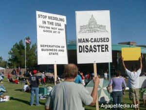 Man Caused Disaster