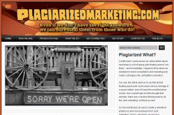 PlagiarizedMarketing.com